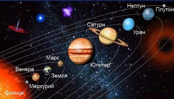 комета картинка